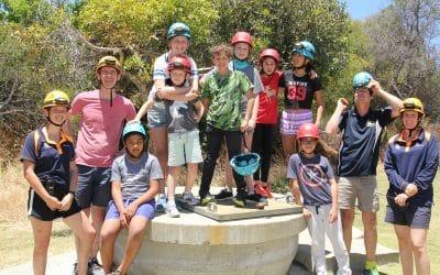 Enrichment Camp in Western Australia