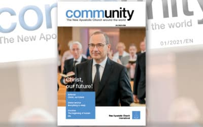 Community 2021 – Edition 1