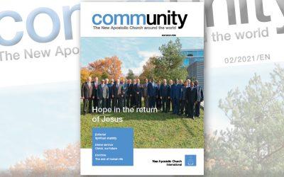 Community 2021 – Edition 2