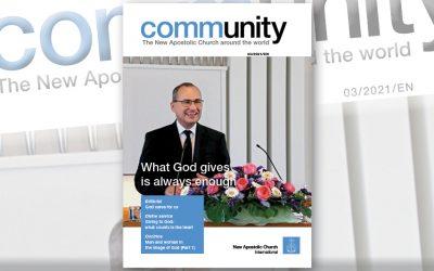 Community 2021 – Edition 3