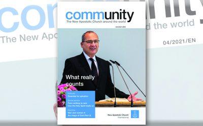 Community 2021 – Edition 4